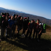 Appalachian Trail Backpacking Trip