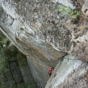 Intro to Rock Climbing in the Red River Gorge!