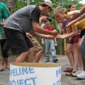 Pipeline Project...The most frustrating yet delightful teambuilding game there i
