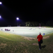 Synthetic Turf Quad from Natural Turf Fields