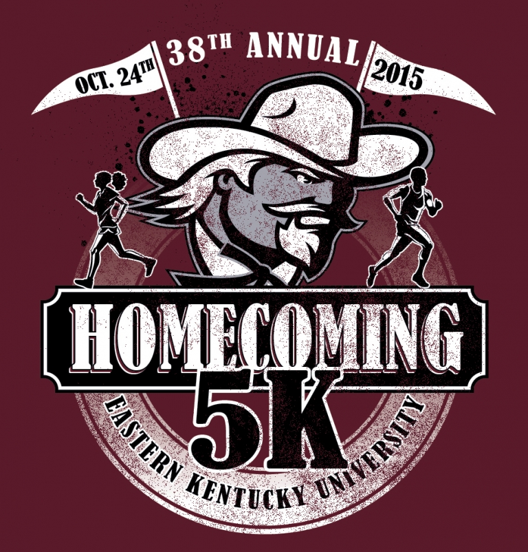 Homecoming 5K Logo 2015