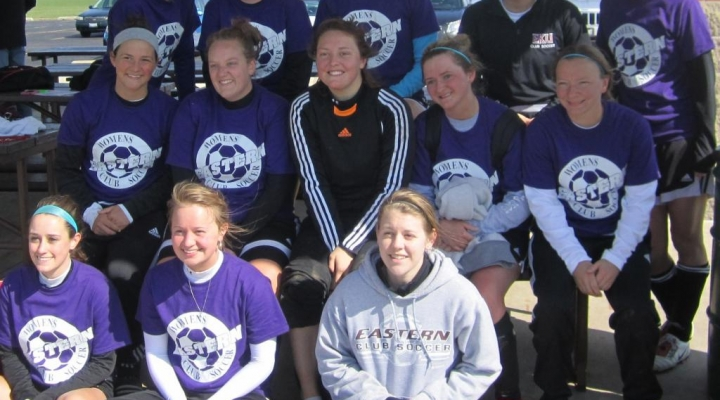 Womens Soccer Team Picture