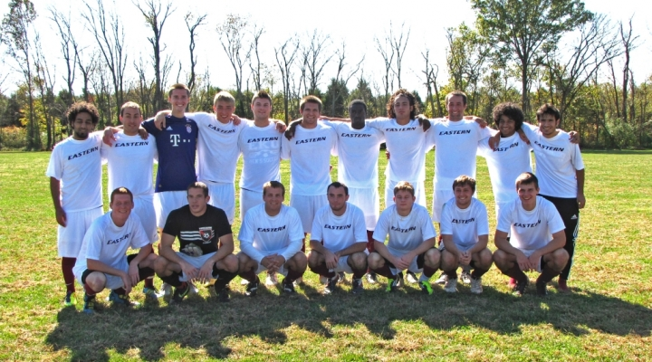 Mens Soccer Club Team Picture