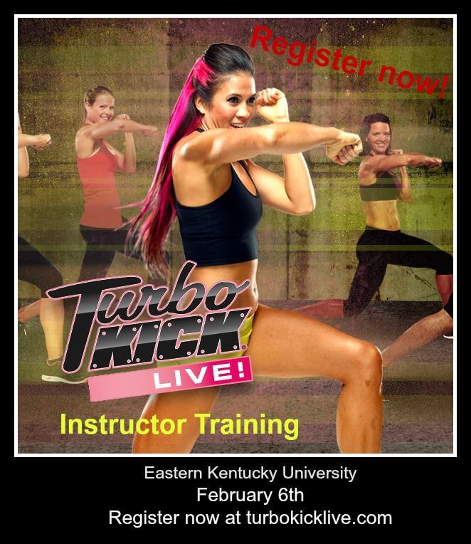 Afaa Group Fitness Practical: TurboKick Live! Instructor Training